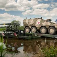 British Army Amphibious Engineers Will Stay in Germany