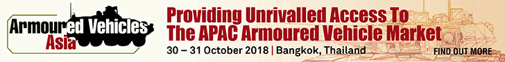 Armoured Vehicles Asia, 30-31 October, Bangkok