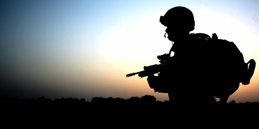 British Army, The Prince of Wales Company, 1st Battalion Welsh Guards in Afganistan (Crown Copyright, 2009) [880]