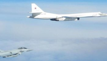 F-22 Raptors Intercept Russian TU-95s Off Alaska – Warfare Today