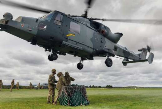 British Ministry of Defence given £1 billion in budget