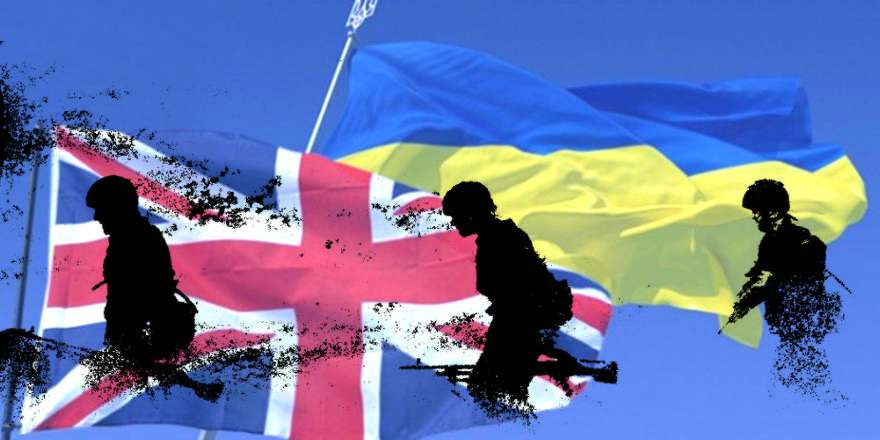 British Army Operation ORBITAL Ukraine