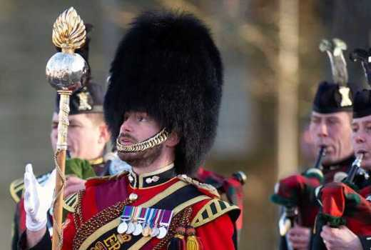 Royal Regiment of Scotland – Warfare Today