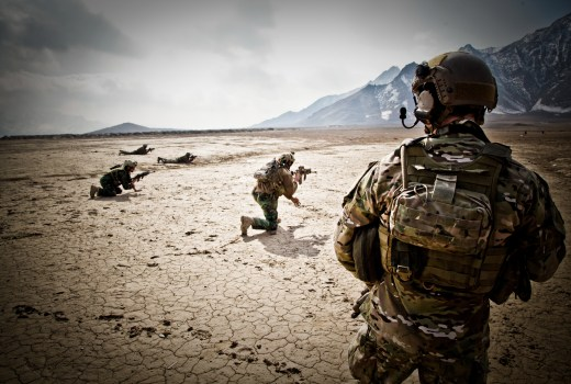 US Army 75th Ranger Regiment in Afghanistan (DVIDS, 2013)