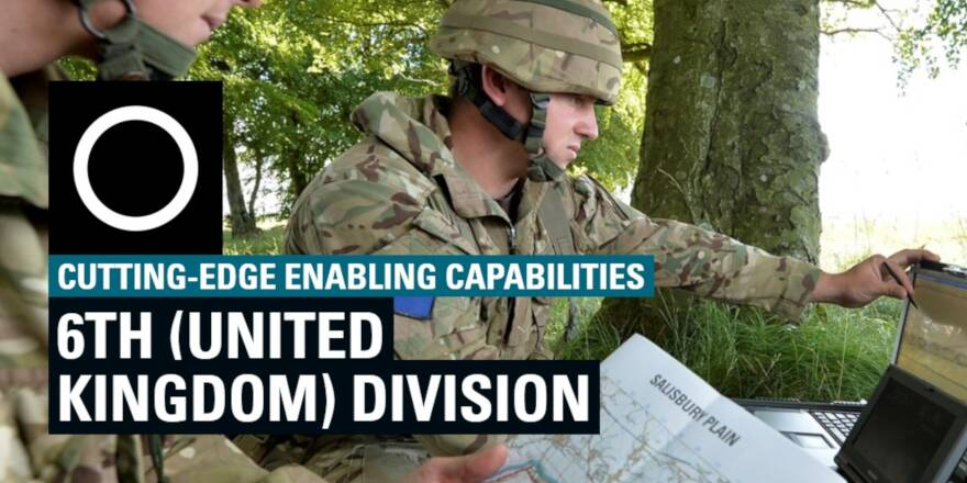 British Army 6th (UK) Division (Crown Copyright, 2019) [880]