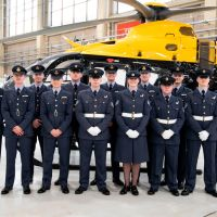 Latest Defence Helicopter Flying School Graduates