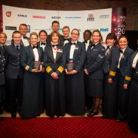 RAF Personnel win big at Women in Defence awards