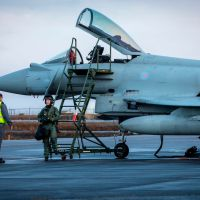 Royal Air Force Jets to Patrol Icelandic Skies for NATO