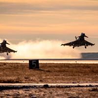 Iceland Thanks RAF for NATO Air Policing Mission