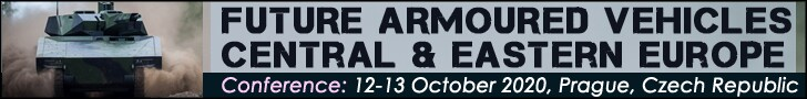 Future Armoured Vehicles Central and Eastern Europe, October 2020
