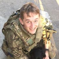 British Para Killed in Afghanistan