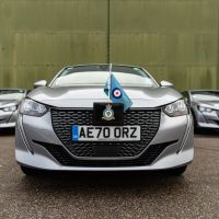 Electric vehicles arrive at RAF stations
