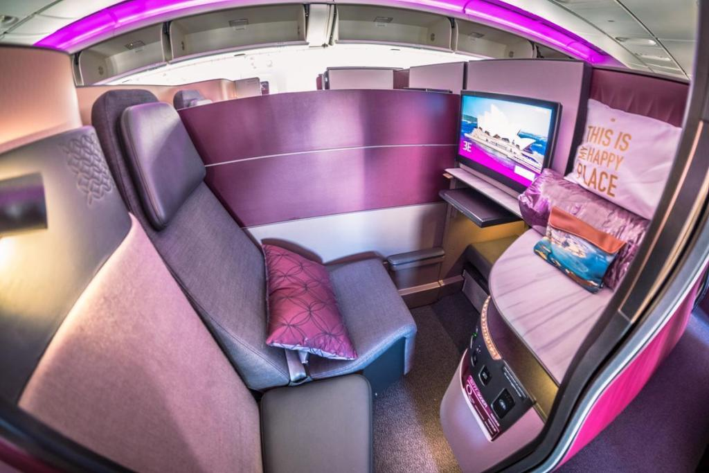 Qatar Airways Is Bringing Its Qsuite to KL Route - Here's What It's Like