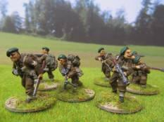 Commando Section
