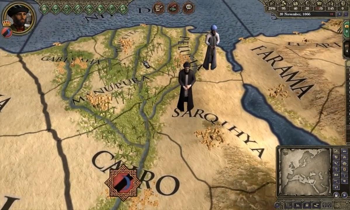 Crusader Kings II - Sword of Islam