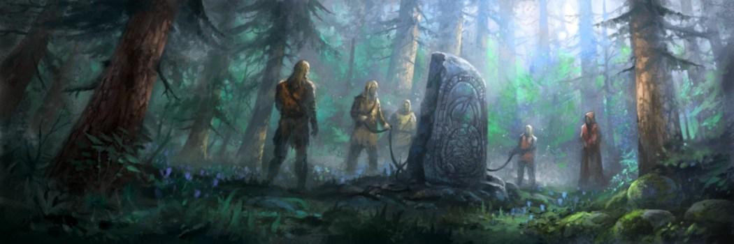 Crusader Kings 2 - The Old Gods