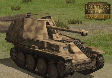 Combat Mission Fortress Italy - Gustav Line - fj-marder