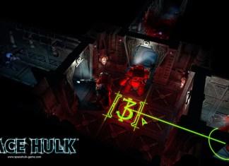 Space Hulk - vue tactique