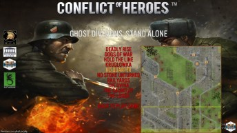 Conflict of Heroes - Ghost Division