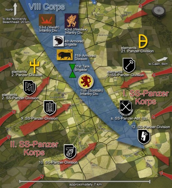 close-combat-gateway-caen-04-Historical-Overview