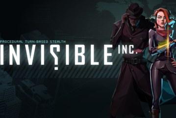 Invisible Inc : un pas en avant, deux pas en arrière ?