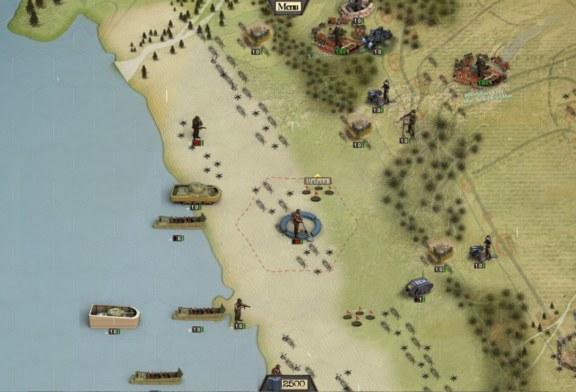 Frontline – The Longest Day : screenshots et début de la bêta