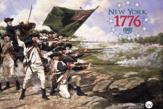 Sortie de New York 1776