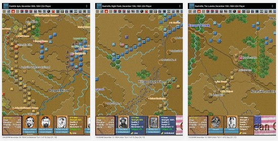 Civili War Battles - Franklin