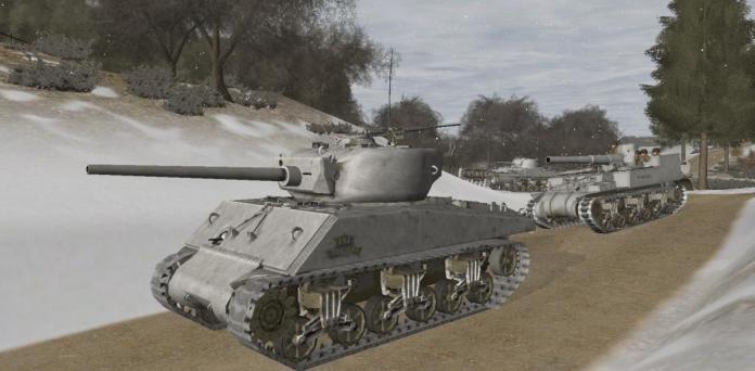 Combat Mission - Bulge