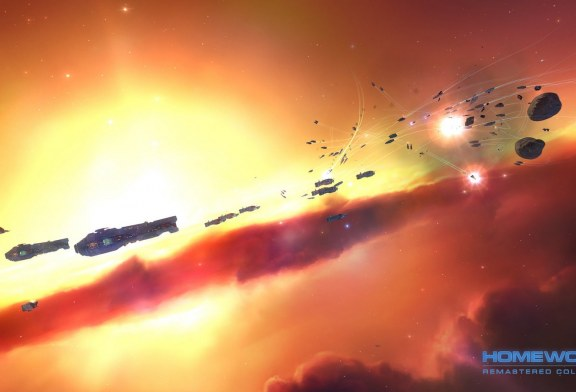 Sortie de Homeworld Remastered