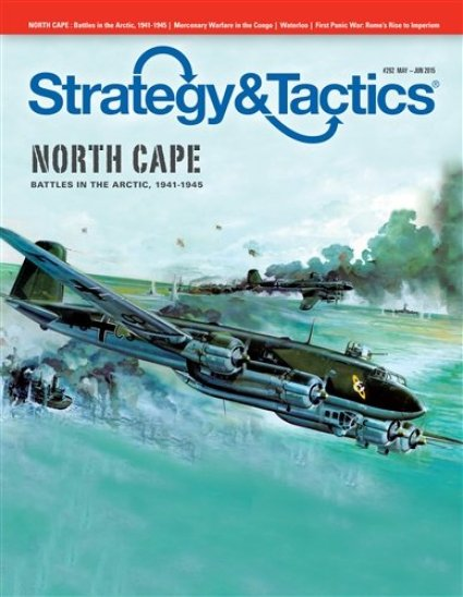 Strategy and Tactics 292