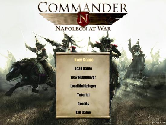 commander-napoleon-at-war-test-Démarrage