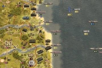 Test de Order of Battle – Pacific