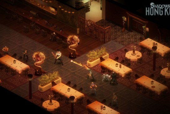 Shadowrun Hong Kong : screenshots et trailer