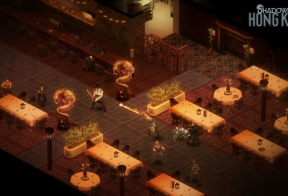 Tactique et RPG : Shadowrun Returns