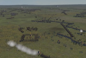 Test de Scourge of War – Waterloo
