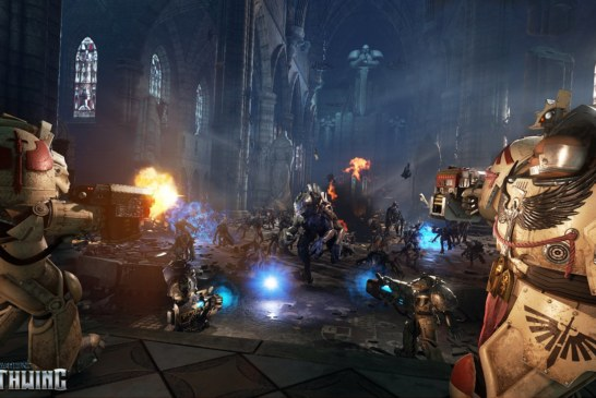 Concours Space Hulk – Deathwing
