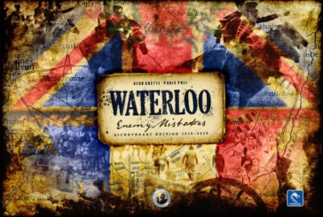 Waterloo Enemy Mistakes est sorti