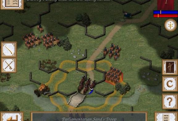 Sortie de Fire and Fury : English Civil War