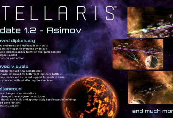 Stellaris : le patch 1.2 est dispo