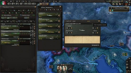 Test Hearts of Iron IV