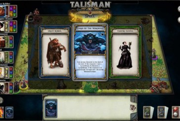 Talisman : sortie de l'extension La lune de sang