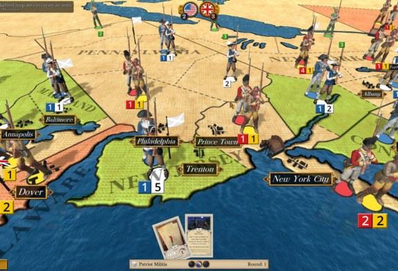 1775 – Rebellion ressort sur tablettes
