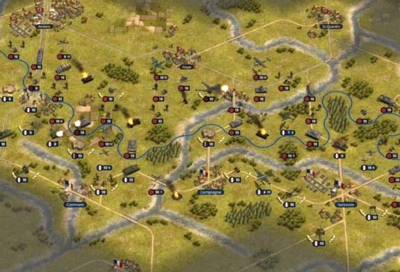 Test : Order of Battle – Blitzkrieg,la guerre-éclair à portée de clavier