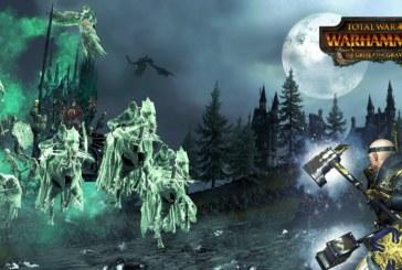 Total War – Warhammer : héros gratuit et trailer pour le DLC The Grim and the Grave