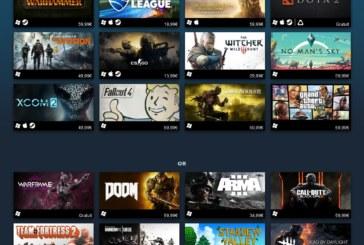 Steam dévoile son top 100 de 2016