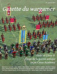 Gazette du wargamer - Numéro 1