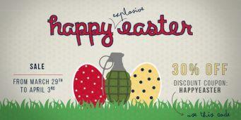 Happy Easter sale - Slitherine Matrix