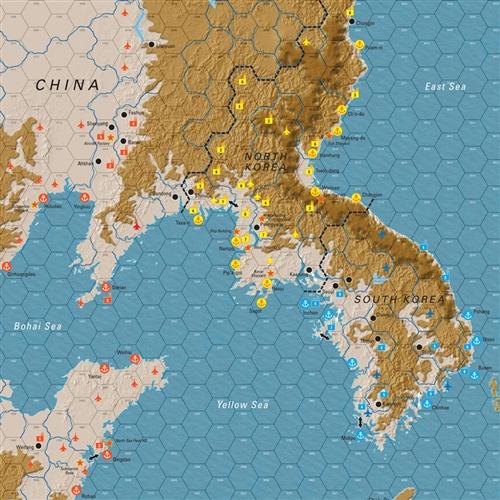 Modern War 45 map