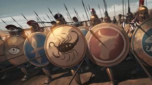 Hoplites grecs